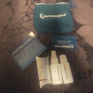Dermalogica travel-size sleep skincare kit